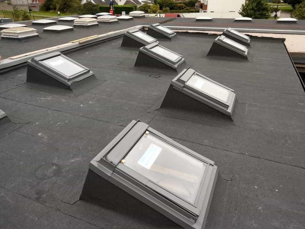 Flat New Roof Dublin